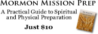 Mormon Mission Prep Book