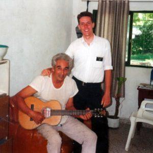 elder loesener hermano cabrera gazano argentina