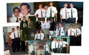Mormon Mission Companion Collage