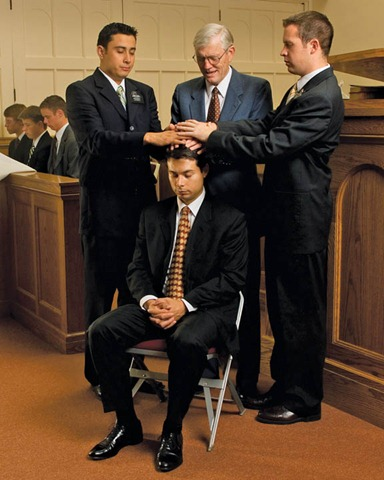 Purposes Of The Aaronic Priesthood. God gives priesthood to men in