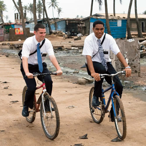 Lds missionary clothing stores