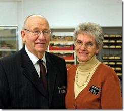 Senior Missionaries