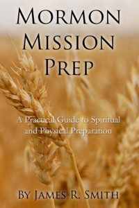 Mormon Mission Prep Book Cover
