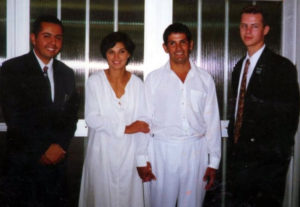 elder sanchez and lescano baptism