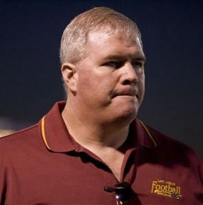 Eli Herring Football Coach