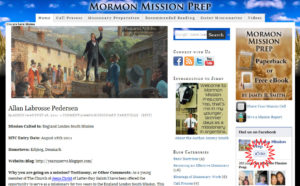Mormon Mission Prep Facebook Like