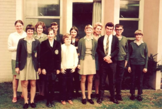 first LDS seminary class in Brisbane Australian 1969