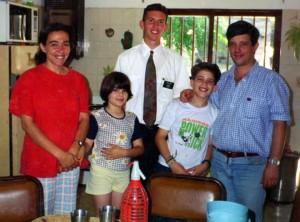 Santoro Family of Beltrán Argentina