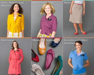 Sister Missionary Dress Standards