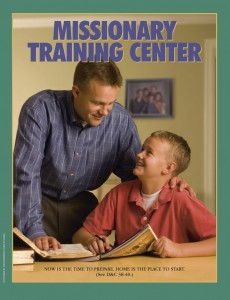 Missionary Training Center - Missionary MormonAd