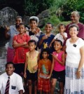 Colors of Christmas the Talebula Family of Fiji feature