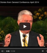 Funny Stories from General Conference April 2014 feature