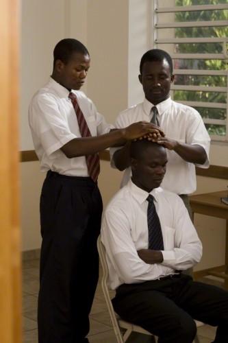 Race and the Priesthood