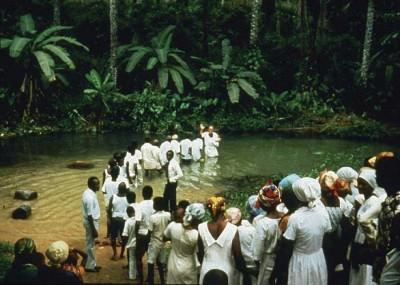 Nigeria Mormon Baptisms 1978