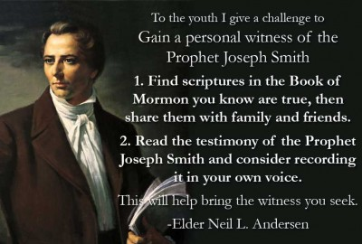 testimony of joseph smith