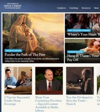 lds.org home page oct 17, 2014