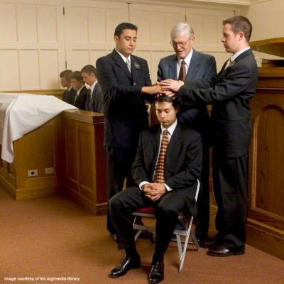confirmation priesthood ordinance