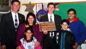 godoy family CAKE rosario argentina