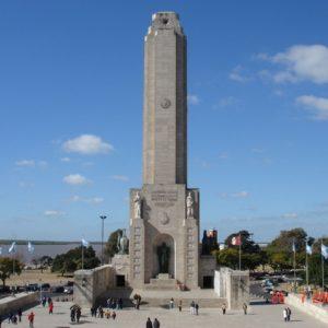monumento bandera flag monument rosario argentina