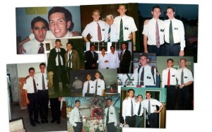 Mormon Mission Companion Collage