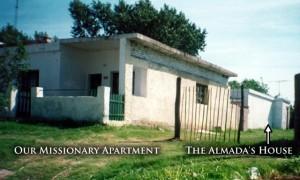 missionary apartment gazano parana argentina