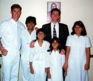 godoy family baptism rosario argentina