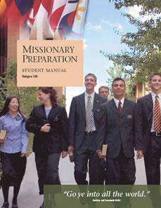 mission prep student manual