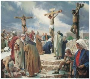 theCrucifixionofjesuschrist