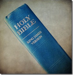 Picture of the Holy Bible