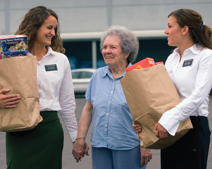 Dating sister missionaries