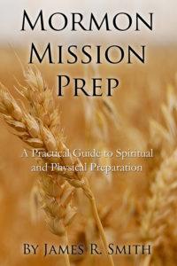 Mormon Mission Prep Book Cover