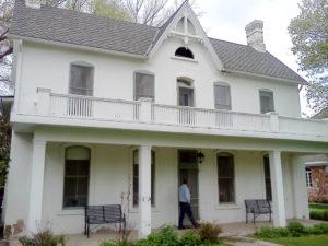 David O. McKay Childhood Home Huntsville Utah
