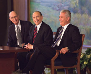 mormon prophet and first presidency