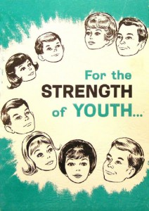 1965 For the Strength of Youth cover