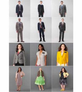 Vestimenta y arreglo personal: normas para los misioneros