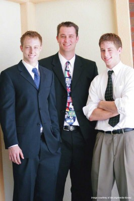 young men - future missionaries