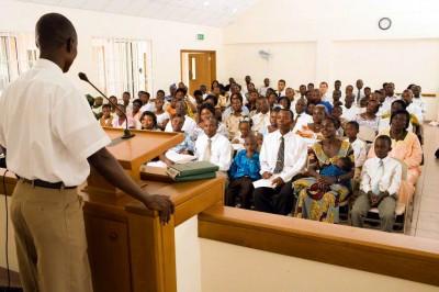 sacrament meeting speaker
