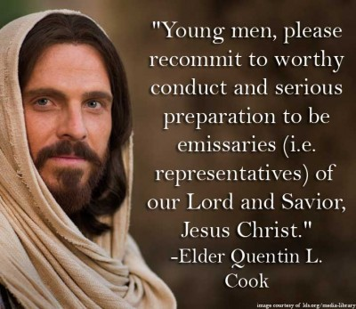 emissaries of Jesus Christ