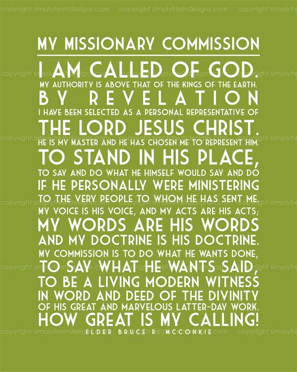 my-missionary-commission